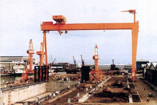 MU型造船门式起重机